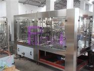 3 In 1 Monoblock Washing Filling Capping Machine For Juice Beverage / Wine