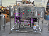 Small Type Fiberglass Water RO System For Bottle Water Production Line