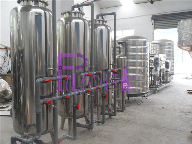 Drinking Water Treatment System Reverse Osmosis Membrane Water Filter Machine