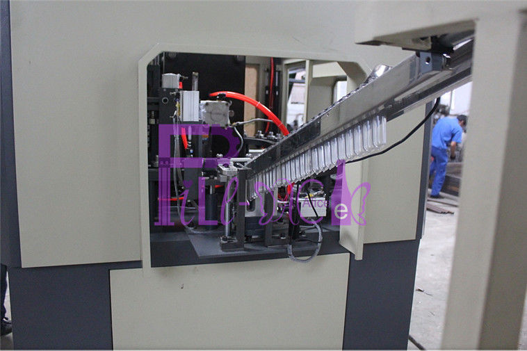 Automatic Bottle Blowing Machine / Blow Molding System For Juice Bottle